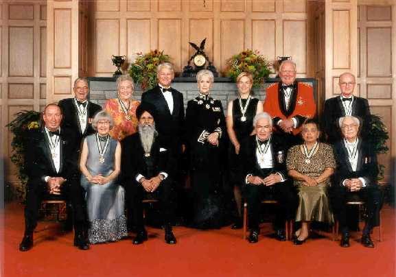 2002 Award Recipients