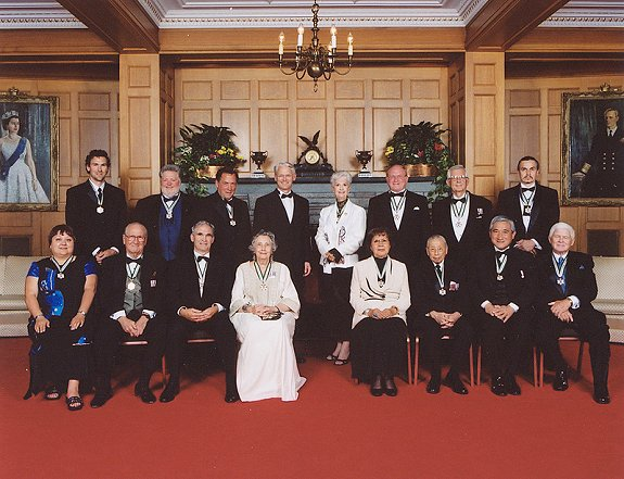 2003 Award Recipients
